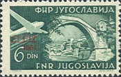 [The First National Stamp Exhibition, Zagreb, type ABC1]
