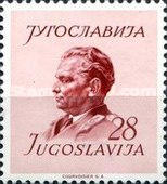 [The 60th Anniversary of the Birth of Josip Broz Tito, 1892-1980, Typ ACW]