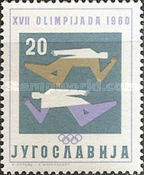 [Olympic Games - Rome, Italy, type ALD]