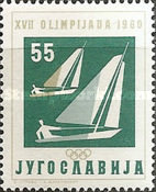 [Olympic Games - Rome, Italy, type ALH]