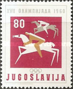 [Olympic Games - Rome, Italy, type ALI]