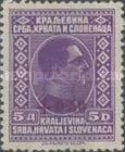 [King Alexander Issue of 1926 With Charity Surcharge, type AP18]