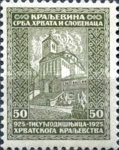 [The 1000t Anniversary of the Foundation of the Kingdom of Croatia, type AQ]