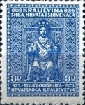 [The 1000t Anniversary of the Foundation of the Kingdom of Croatia, type AS]