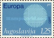 [EUROPA Stamps, Typ BDD]