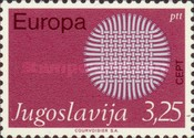 [EUROPA Stamps, Typ BDE]