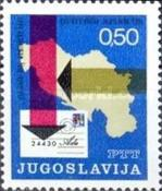 [Introduction of Postal Codes in Yugoslavia, Typ BFQ]