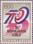 [The 10th Congress of the League of Communists of Yugoslavia, type BKA]
