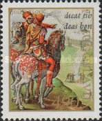[The 400th Anniversary of Death of Julije Klovic(1498-1578), Typ BPV]
