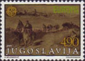 [EUROPA Stamps - Post and Telecommunications, type BRP]