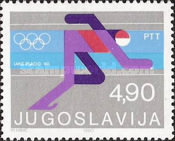 [Winter Olympic Games- Lake Placid 1980, type BSZ]
