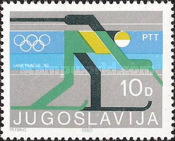 [Winter Olympic Games- Lake Placid 1980, type BTA]