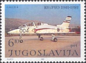 [The 40th Anniversary of Yugoslav Air Forces and Defense; The 40th Anniversary of the Yugoslav Navy, Typ BYA]