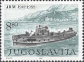 [The 40th Anniversary of Yugoslav Air Forces and Defense; The 40th Anniversary of the Yugoslav Navy, Typ BYB]