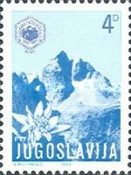 [The 90th Anniversary of the Slovenian Alpinist Association, Typ BZE]