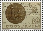 [EUROPA Stamps - Inventions - Ivo Andric, Typ BZP]