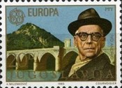 [EUROPA Stamps - Inventions - Ivo Andric, Typ BZQ]