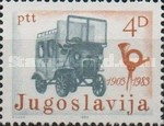 [The 80th Anniversary of Transportation of Post and People by Motor Vehicles, Typ BZU]