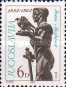 [The 100th Anniversary of the Birth of Ivan Mestrovic(1883-1962), Typ CAC]