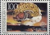 [EUROPA Stamps - Nature Conservation, Typ CFD]