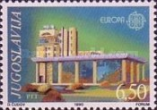 [EUROPA Stamps - Post Offices, Typ COU]