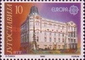 [EUROPA Stamps - Post Offices, type COV]