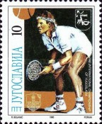 [Tennis Grand Prix - UMAG '90, type CPA]