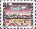 [EUROPA Stamps - Great Discoveries, type CXW]
