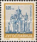 [Definitive Issues - Monasteries, type CYJ]