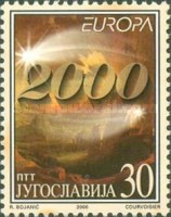 [EUROPA Stamps, type DJW]