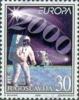 [EUROPA Stamps, type DJX]