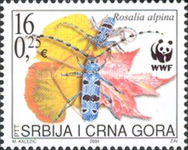 [World Wildlife Fund - Insects, type DRJ]