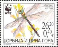 [World Wildlife Fund - Insects, type DRK]