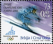 [Winter Olympic Games - Turin, Italy, type DWV]
