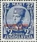 [Red Cross - No. 458-461 Overprinted