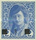 [Bosnia Herzegovina Stamps Surcharged, type F]