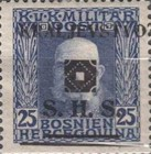 [Bosnia & Herzegovina Postage Stamps Overprinted - Latin Letters, type J13]