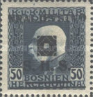 [Bosnia & Herzegovina Postage Stamps Overprinted - Latin Letters, type J14]