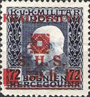 [Bosnia & Herzegovina Postage Stamps Overprinted - Latin Letters, type J15]
