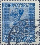 [Independence of Croatia, Slavonia and Dalmatia, type K2]