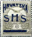[Hungary Postage Stamps Overprinted, type L]