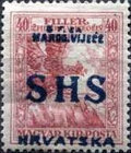[Hungary Stamps Overprinted, type O2]