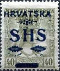 [Hungary Postage Stamps Overprinted, type S11]