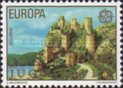 [EUROPA Stamps - Monuments, Typ XPG]