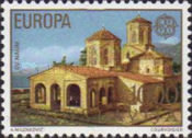 [EUROPA Stamps - Monuments, Typ XPH]
