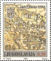 [The 500th Anniversary of Idrija and Idrija Mine, type YPL]