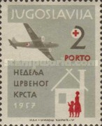 [Red Cross - Airplane, type N]