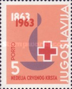 [The 100th Anniversary of Red Cross, type Y]