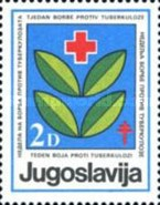 [Red Cross - Tuberculosis Week, type BZ1]