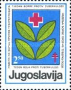 [Red Cross - Tuberculosis Week, type BZ2]